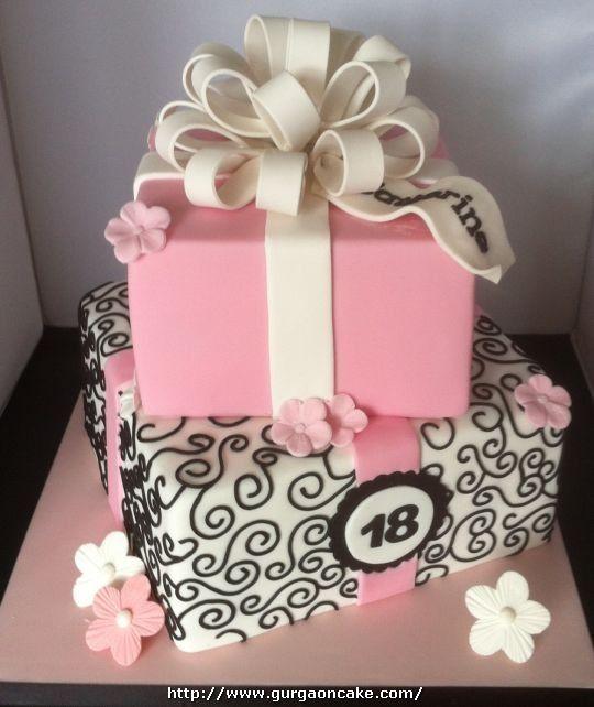 18 Year Old Birthday Cakes