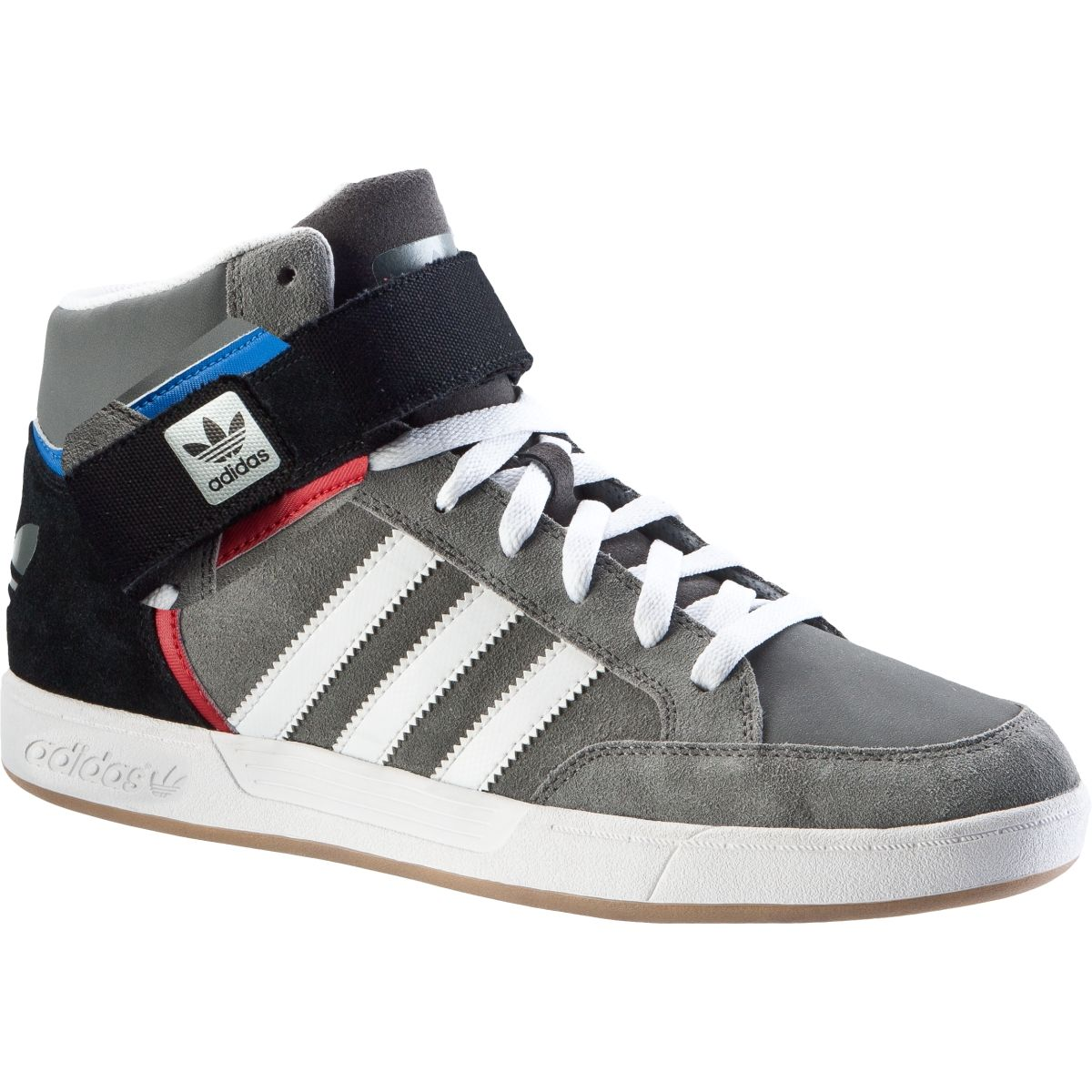 adidas varial mid skate shoes mens sneaks. Black Bedroom Furniture Sets. Home Design Ideas