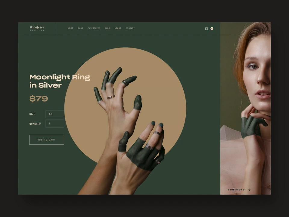 Ecommerce Website Design   Web Design Inspirations