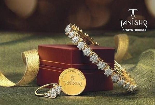 tanishq tie-up with @paypal and #ups (united parcel Service) to