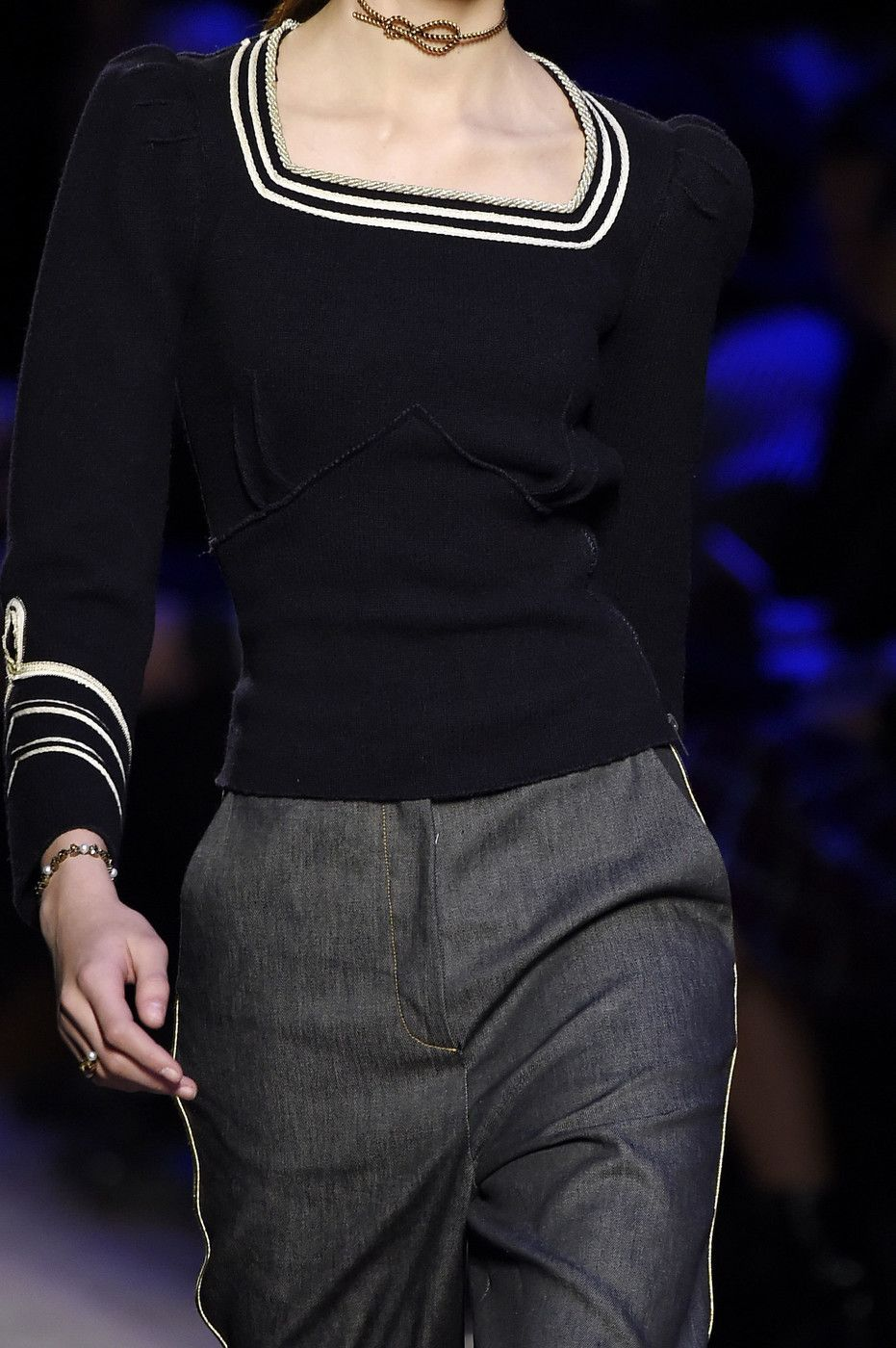 Tommy Hilfiger at New York Fall 2016 (Details)