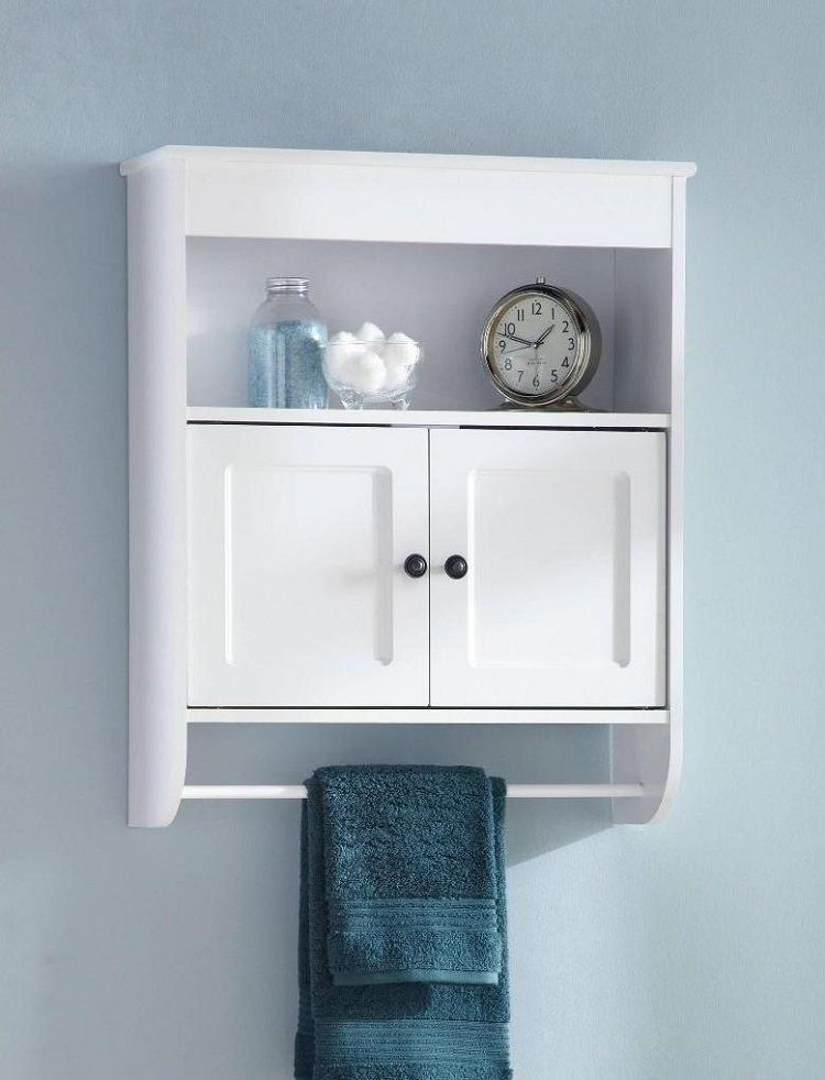 Bathroom Cabinet With Toothbrush Charger In 2019 Bathroom Wall