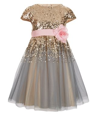 Dazzle the dance floor with our Agathe sequin party dress for ...