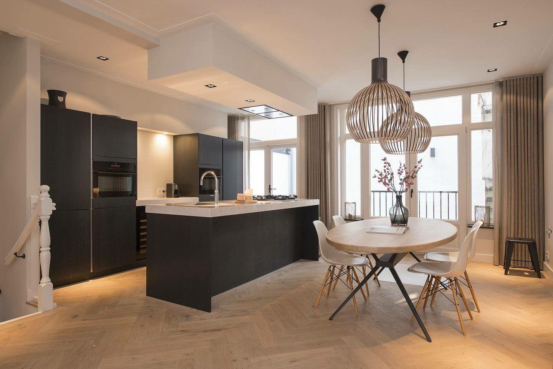 Keukens Zwartwit Nieuwenhuizen : Keuken zwart wit 2 inspiratie pinterest
