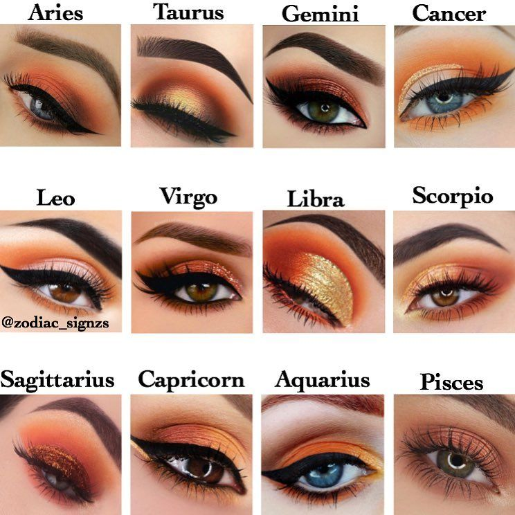 Eye Makeup I M A Scorpio Zodiac Sign Fashion Zodiac