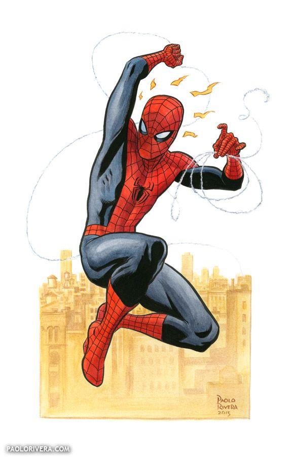 The Self-Absorbing Man: Spider-Man, Con Recap