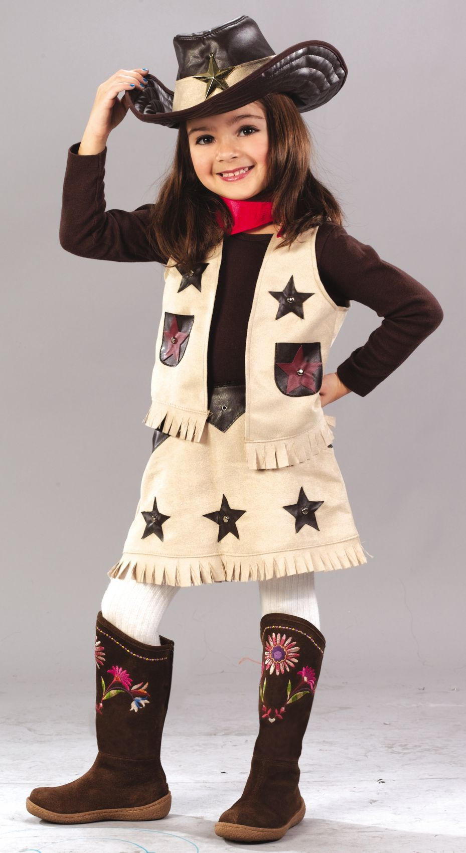 Detail -cowgirl Costume 30.89 Toddler