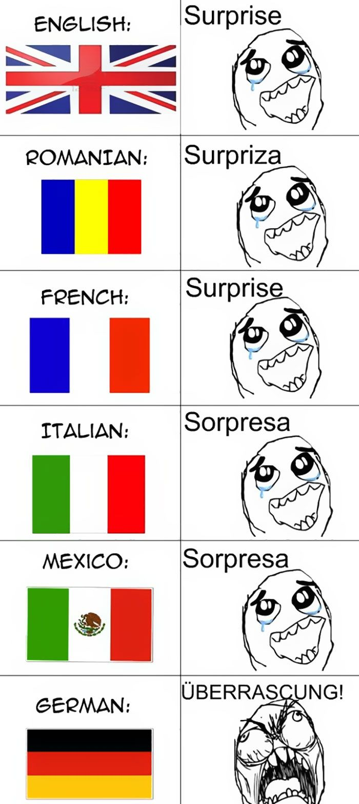 Funny German Language Funny School Memes Funny Spanish Memes Funny Love