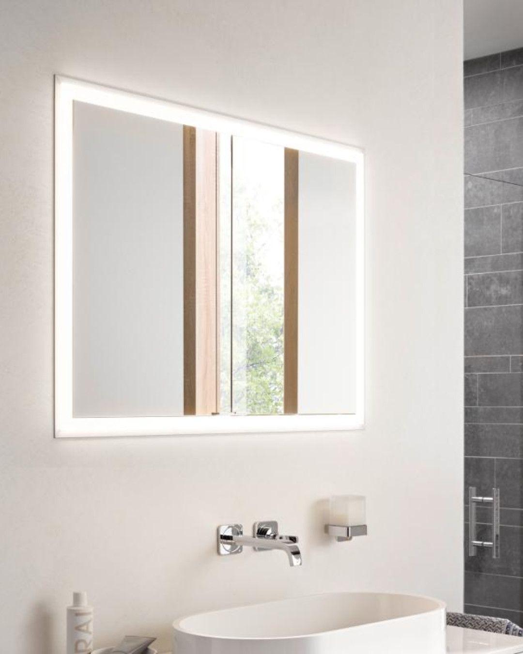 Emco Prime Der Unterputz Led Lichtspiegelschrank Wird Direkt In Der Wand Eingebaut Und Steht Dadurc In 2020 Unterputz Spiegelschrank Spiegelschrank Bad Spiegelschrank
