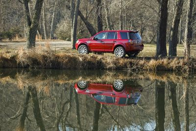 Interactive Land Rover Land Rover Biltmore Estate Driving School