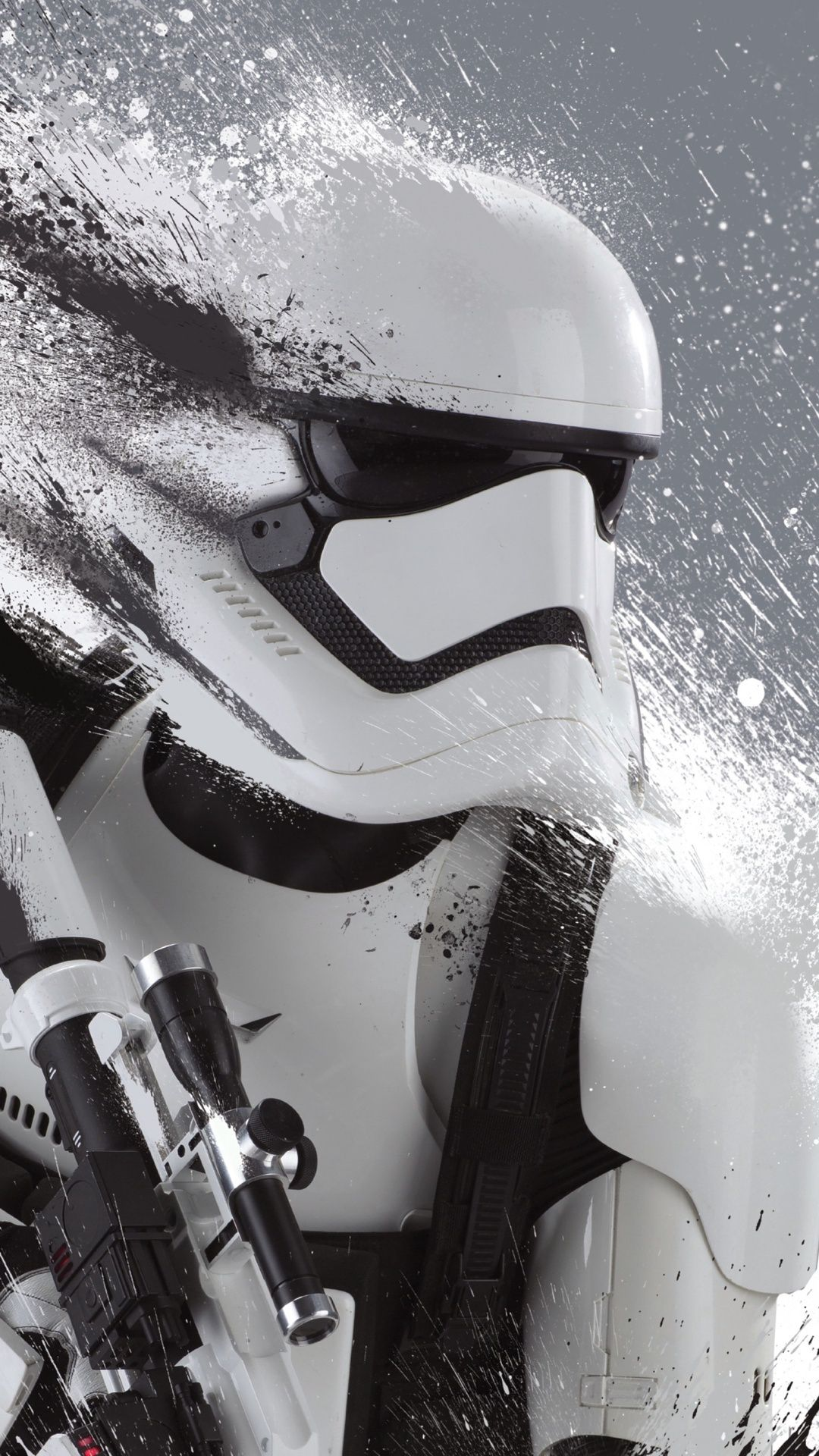 star wars the force awakens wallpaper • stormtrooper blast