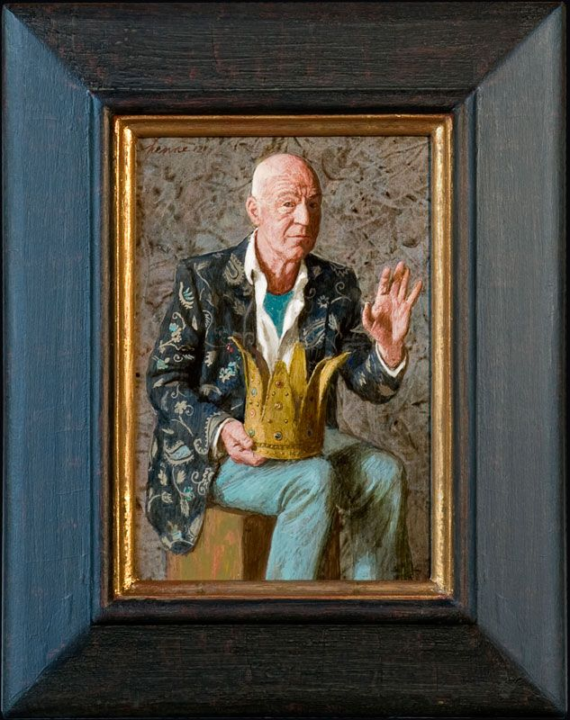 Kenne Gregoire Figure Painter Art Music Figure Painting