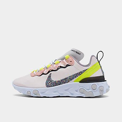 Women's Nike React Element 55 Casual