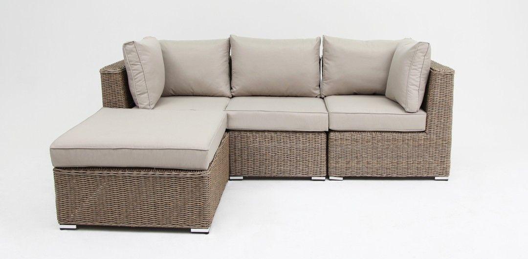 amani-4-piece-lounge-setting-driftwood-taupe | Quality ...