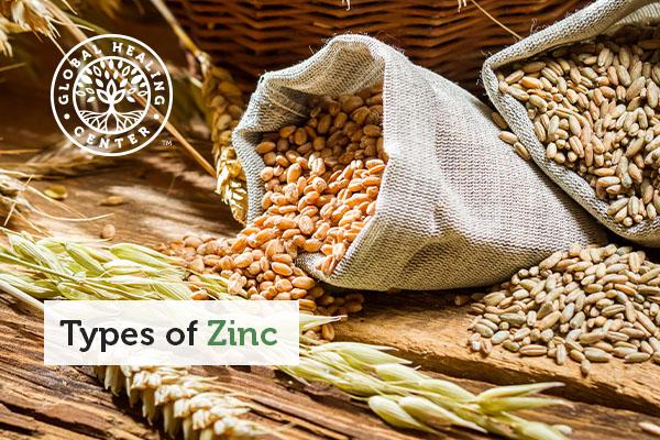 7 Common Types of Zinc Explained Zinc, Zinc supplements