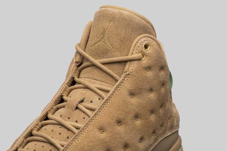 0310e488d51c0c Air Jordan 13 Retro  Wheat  - Air Jordan - 414571 705 - elemental gold baroque  brown-gum yellow