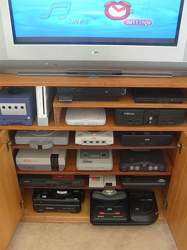 Retro Gaming Setup My Retro Gaming Setup 1073084 Ps3 Photo Gallery Mmgn Australia Game Room Video Game Rooms Video Game Room