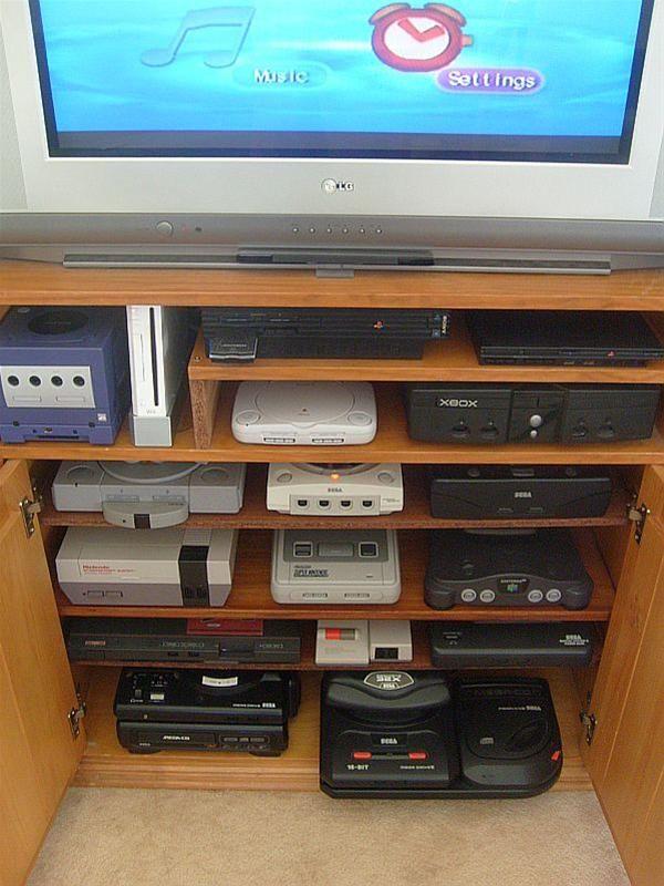 Gaming Desks Gaming Desks Pinterest Gaming Setup Retro Video
