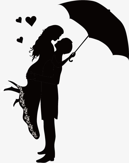 Couple Actor Silhouette Significant Other Love Png Clipart Actor Black Black And White Couple Film Free Png Download Love Png Png Silhouette