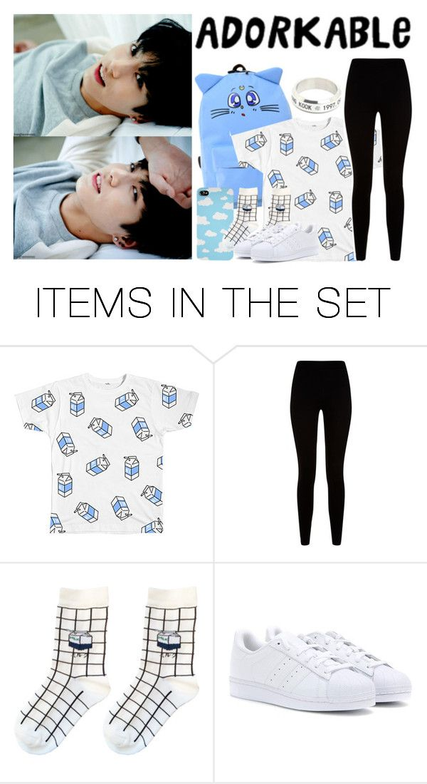 """Hangin with Jungkookie♡"" by cmarnoldrr ❤ liked on Polyvore featuring art"