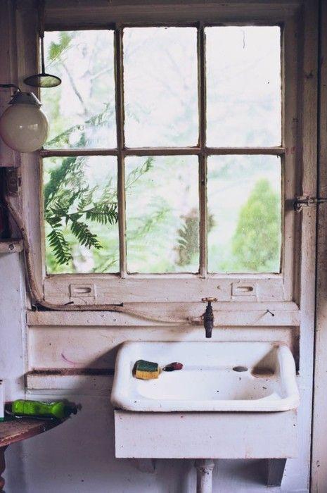window/sink