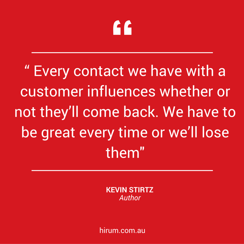 Inspirational Quotes On Customer Satisfaction: Quote Of The Week The Key To Success Is To Keep Your