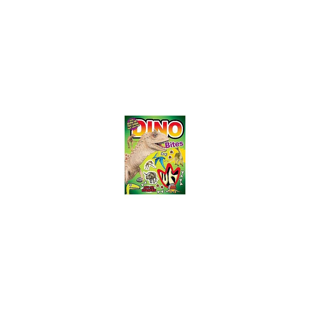 Dino Bites (Paperback) (Steve Parker)