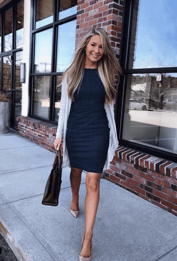 50 Amazing Casual Work Attire to Wear This Winter - Fashionnita