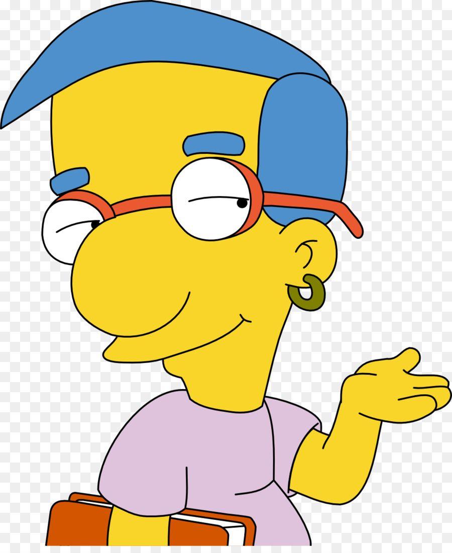 Image Result For Milhouse Van Houten Simpsons Art Homer Simpson Milhouse Van Houten