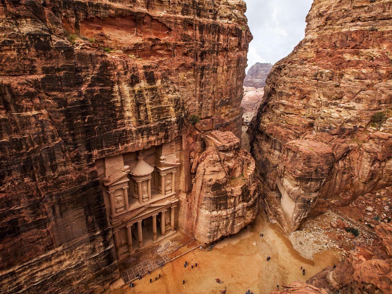 Best Petra Tour From Eilat