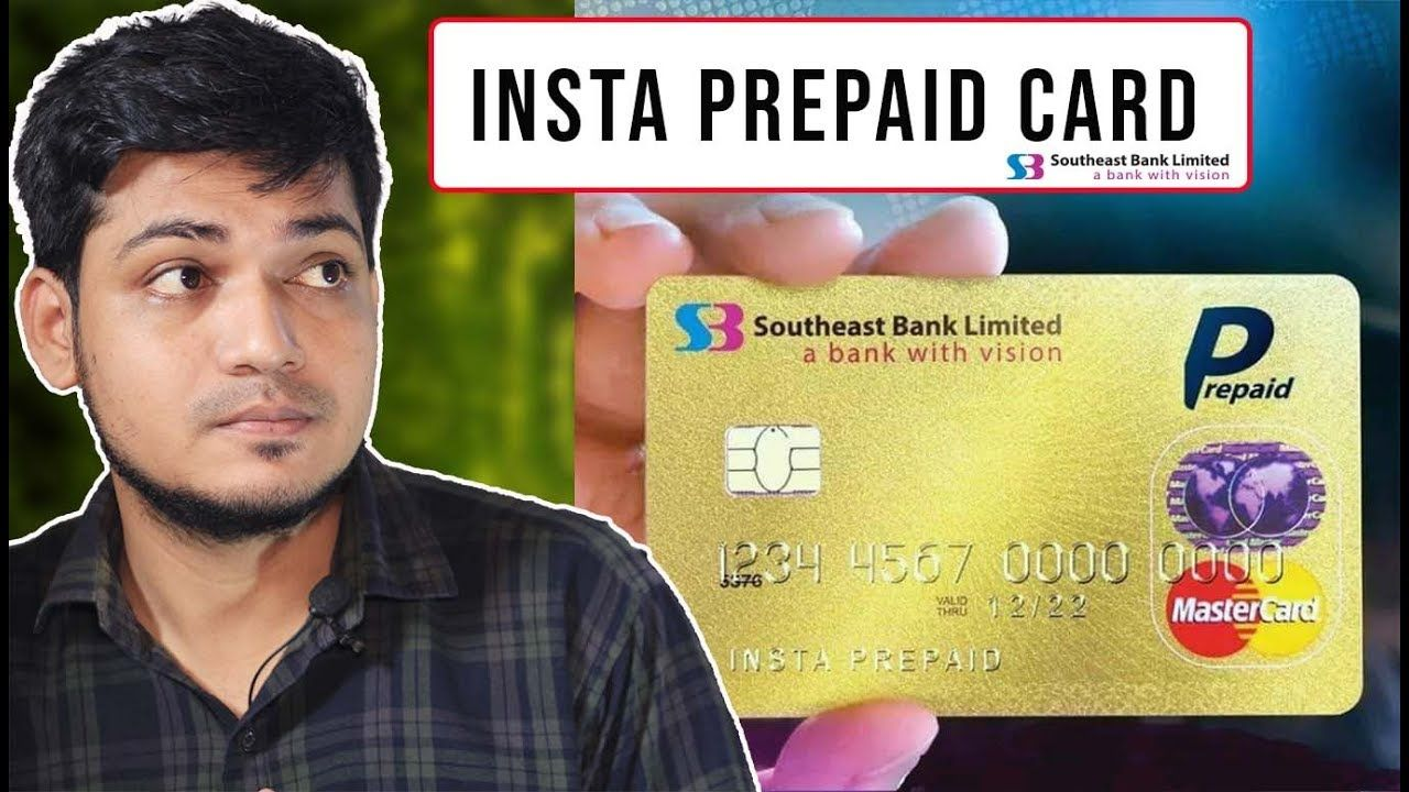 Insta Prepaid Card Southeast Bank Limited A To Z Prepaid Card