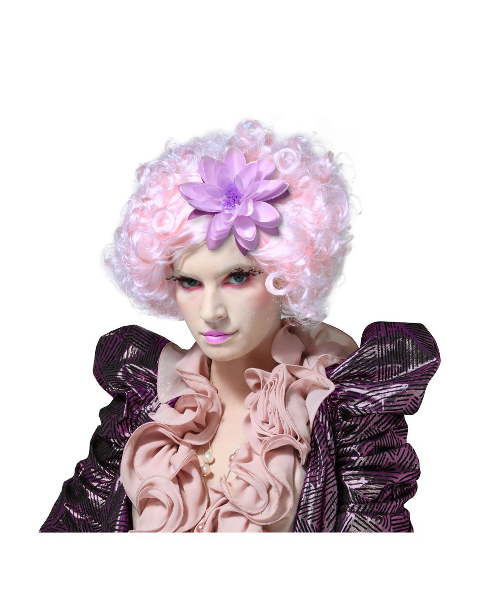 hunger games effie trinket halloween costume sc 1 st pinterest