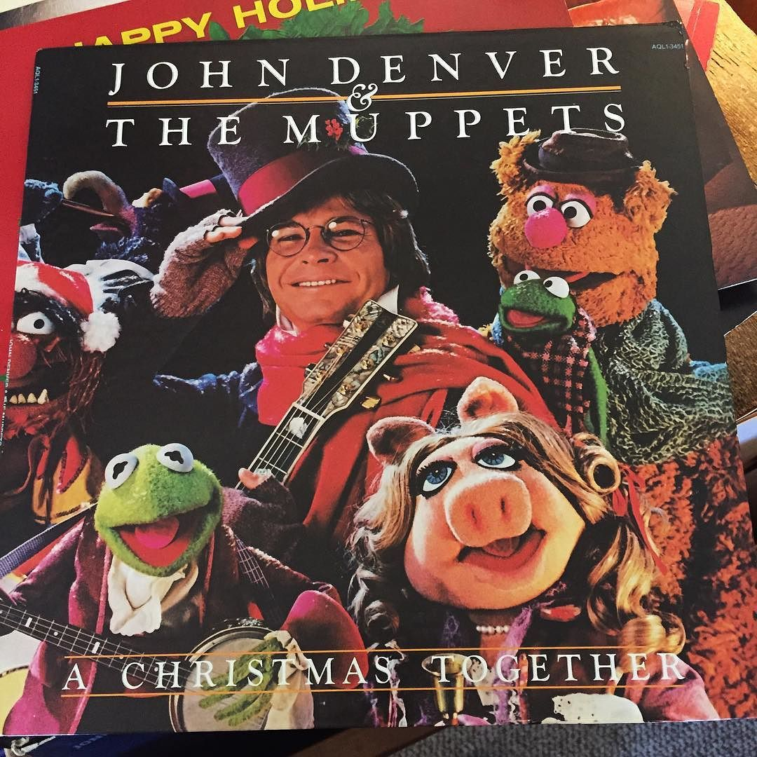 I found not one but two used copies in pristine condition. With the posters still intact! One of my favorites by the widest of margins. #johndenverandthemuppets #achristmastogether #christmasmusic #recordcollection #nowspinning #onevinylcommunity #vinyl by patrick.j.griffin