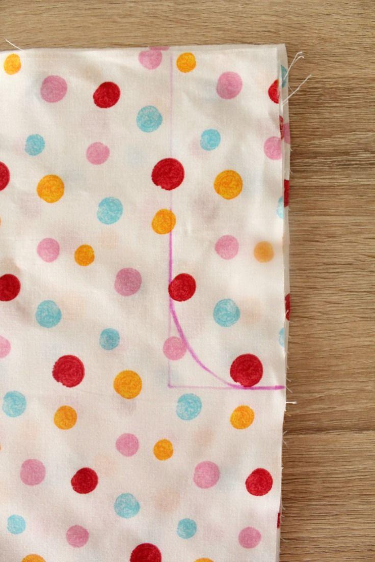 Basic pillowcase dress sewing tutorial for beginners ...