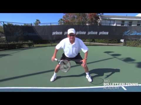 """First Step Reaction""- High Performance Teaching Series by IMG Academy Bollettieri tennis - YouTube"