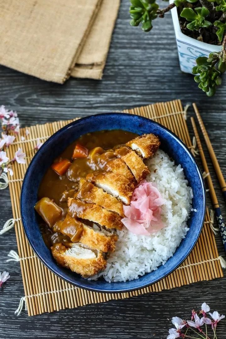 Chicken Katsu Curry Ang Sarap Recipe Chicken Katsu Curry Curry Fried Breaded Chicken