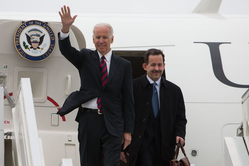 VP Joe Biden is set to visit Poland to reassure our frontline NATO allies that we will support them if Russia threatens their territorial integrity.