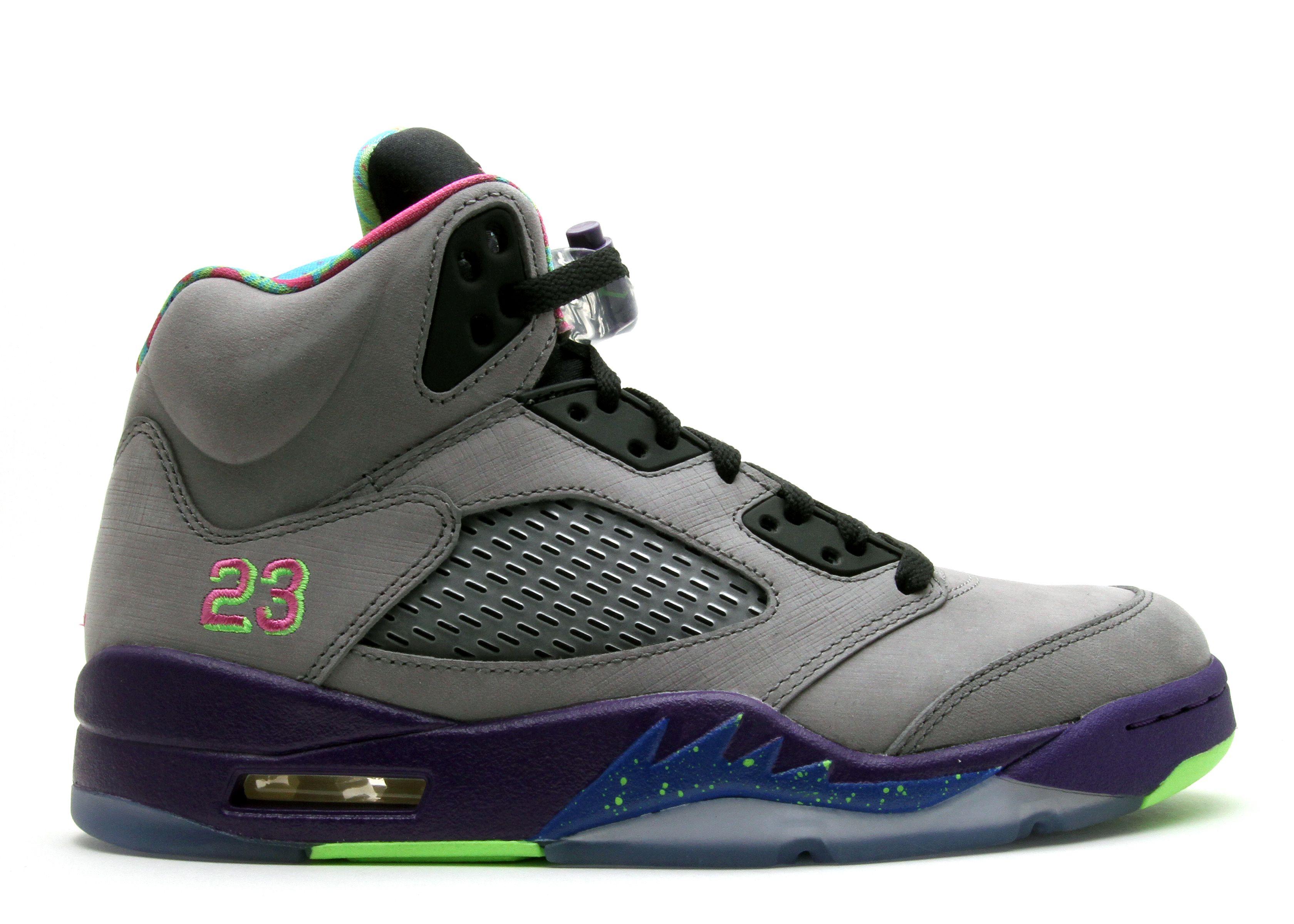 """Air Jordan 5 Retro """"BelAir"""" Air jordans"""