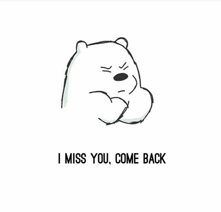 Pin Oleh Layan Al Mazrui Di We Bare Bears Ilustrasi Lucu Kartun Beruang Kutub