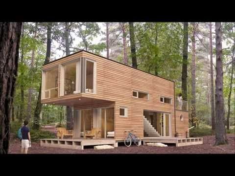 Casa en container youtube sostenibilidad pinterest - Casas prefabricadas contenedores maritimos ...