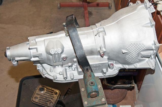 chevy transmission 4l80e