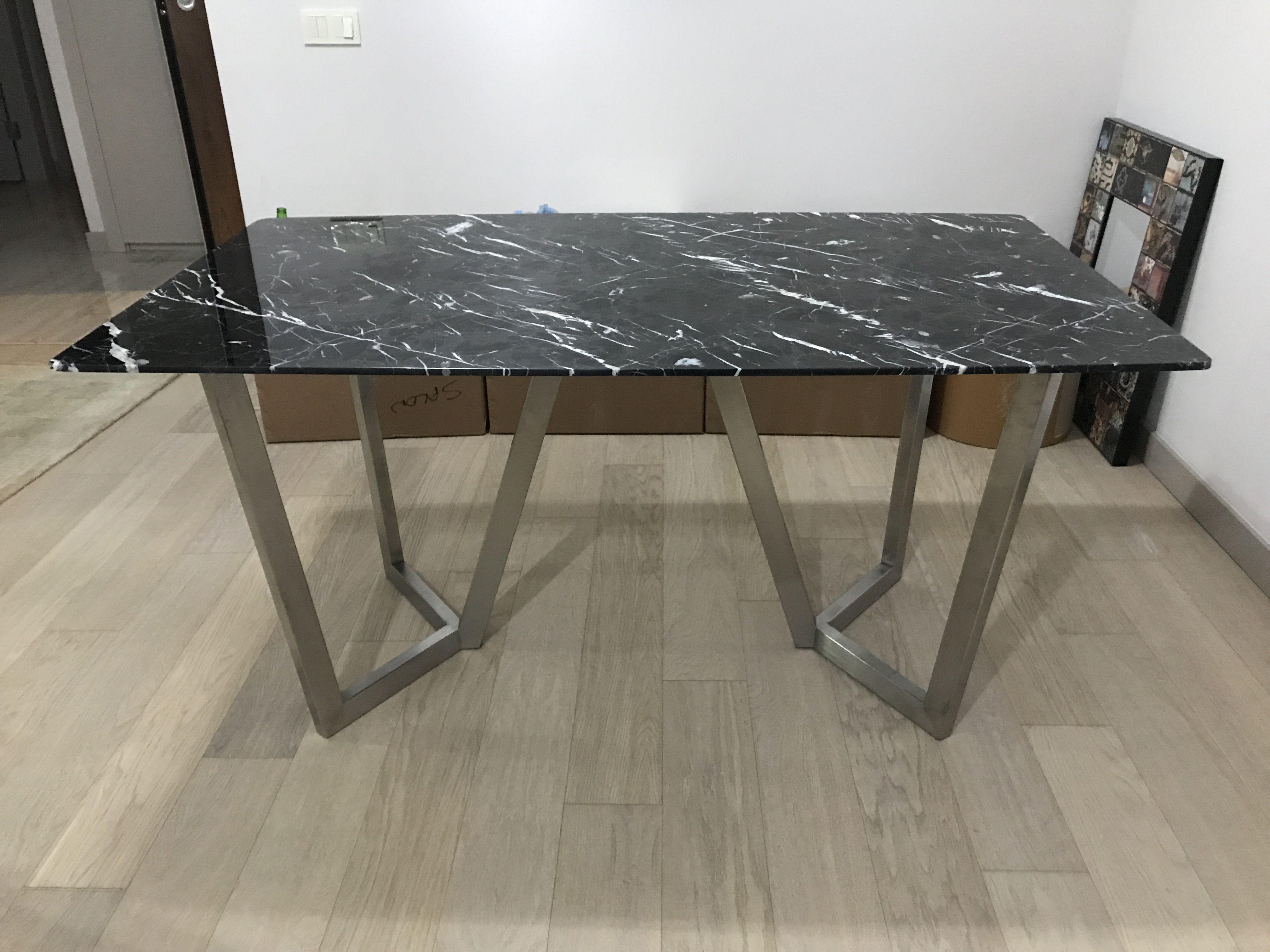 Mermer masa marble table cavezzi furniture design for Mobilya design
