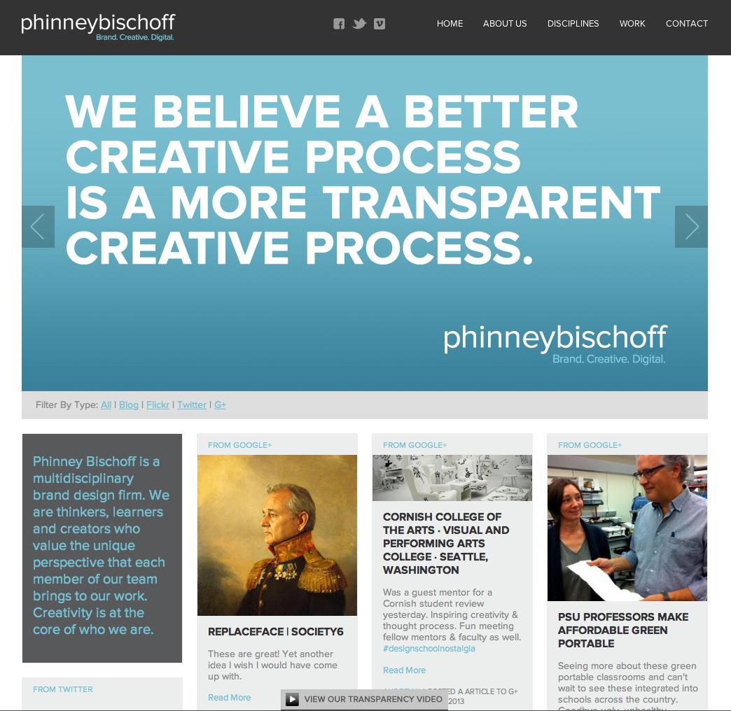 Http Phinneybischoff Com Branding Design Digital Brand Strategy