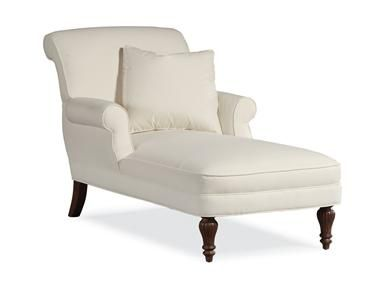 Shop For Thomasville Mariah Chaise, 1258 17, And Other Living Room Chaises  At Kathy