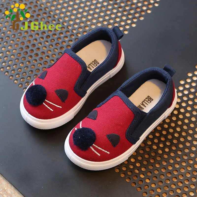 CIOR Kids Canvas Sneaker Slip-on Baby Boys Girls Casual Fashion Shoes Toddler//Little Kids