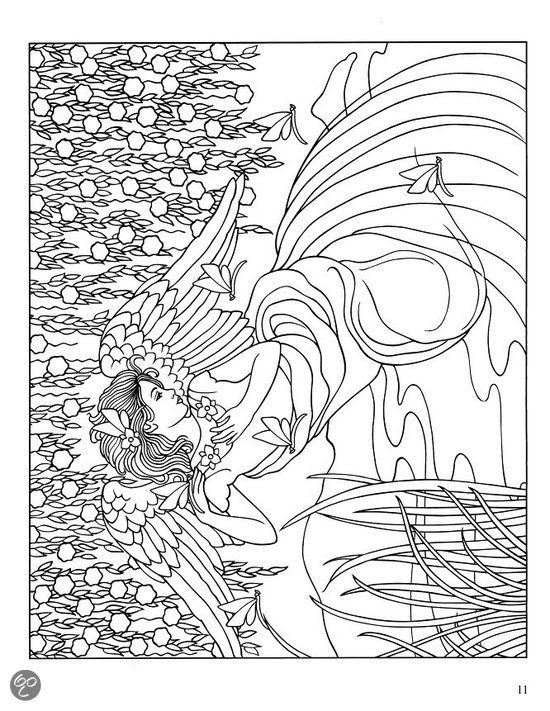 bolcom angels coloring book marty noble coloring books 9780486467757 - Coloring Book Angels