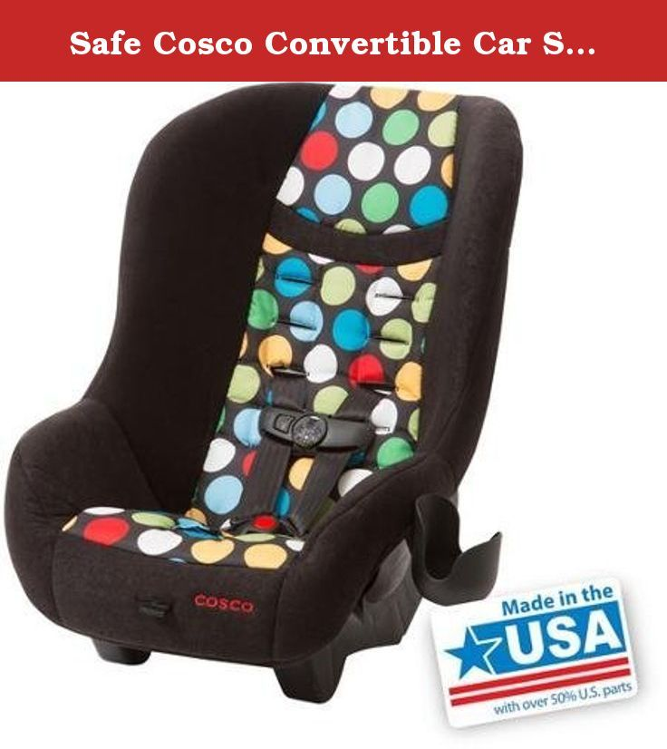 Safe Cosco Convertible Car Seat Scenera NEXT For At Least 2 Years Babies Kids