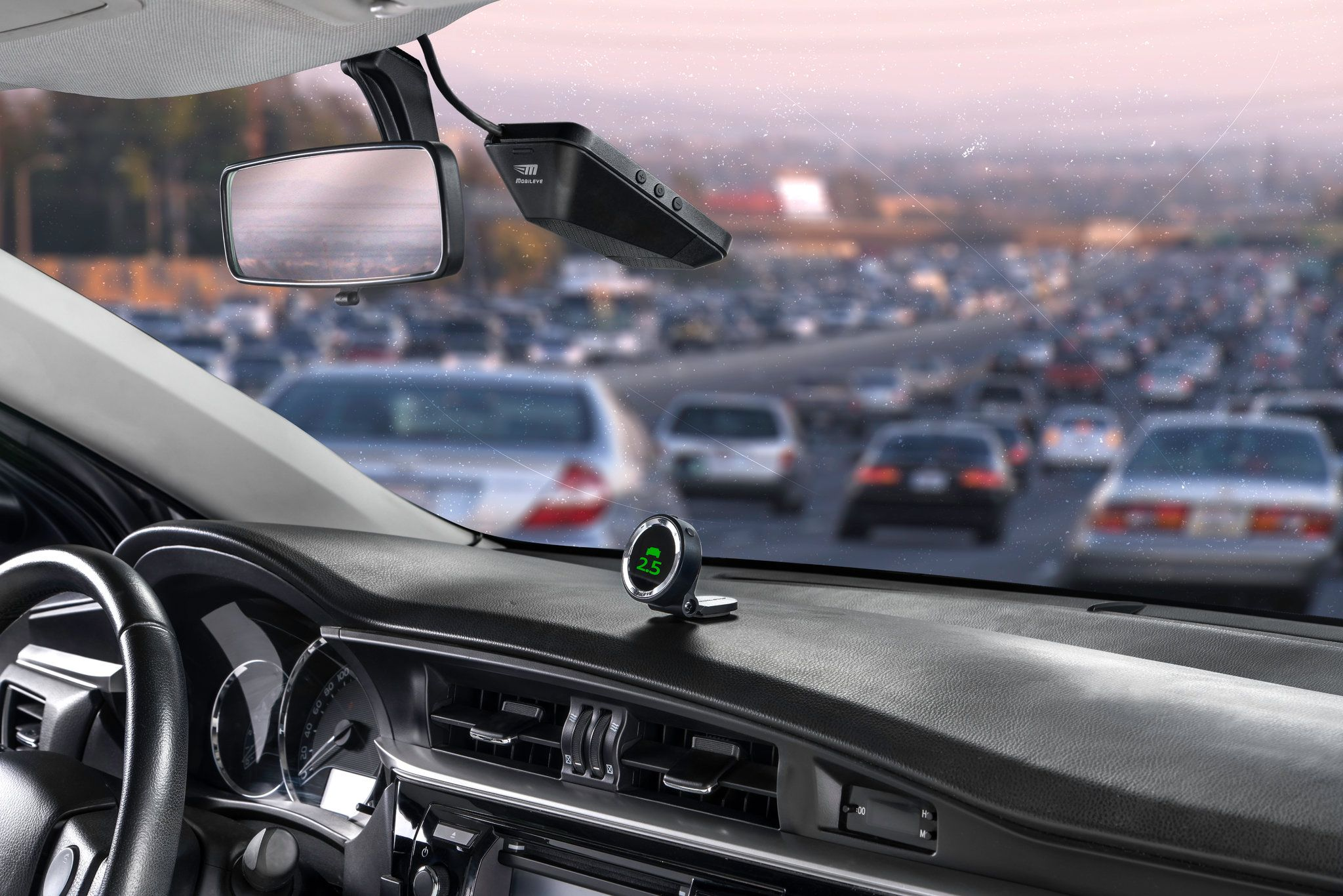 High Tech Collision Warnings No Matter How Smart Your Car