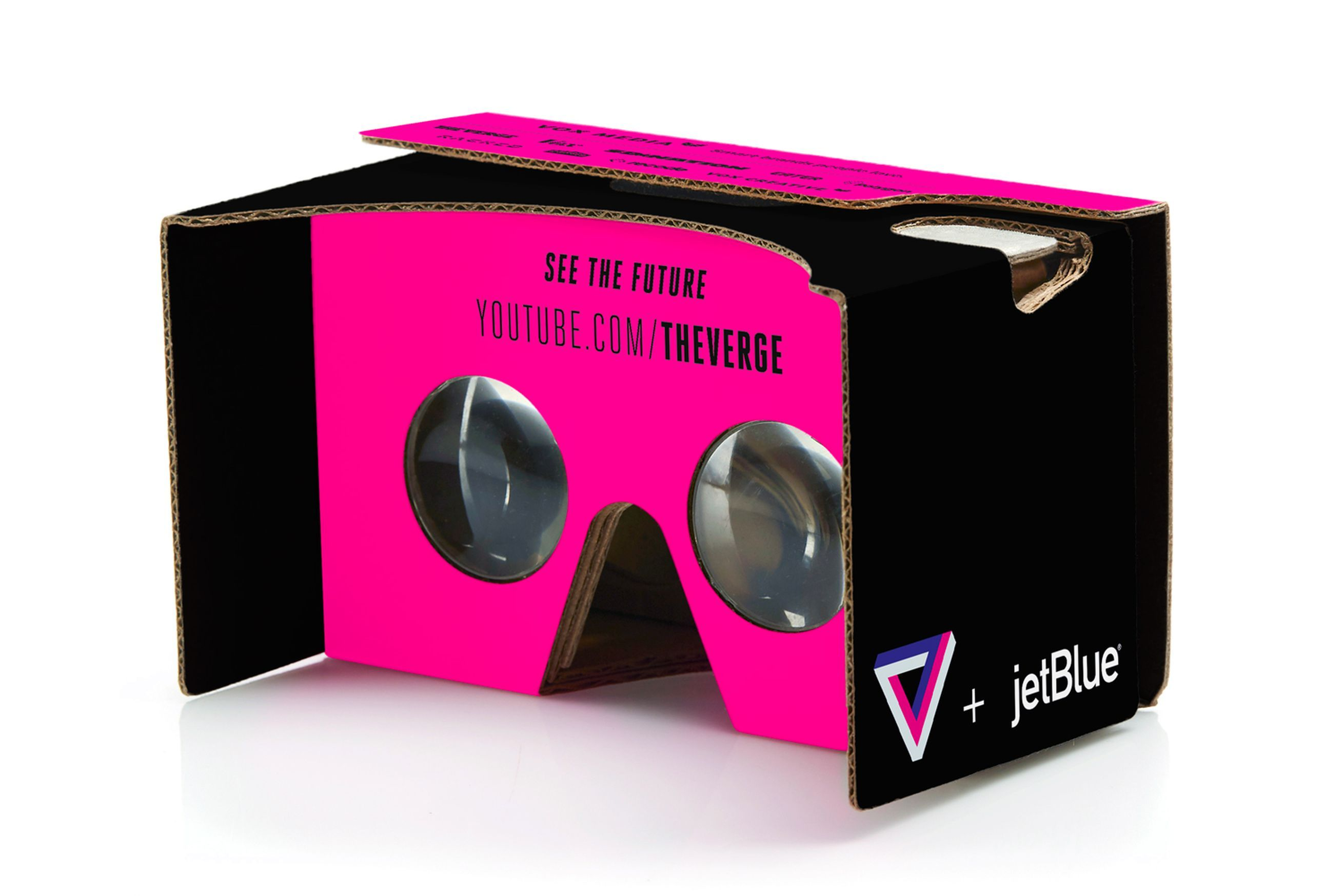 The Verge and JetBlue are turning flights to CES into VR getaways - The Verge