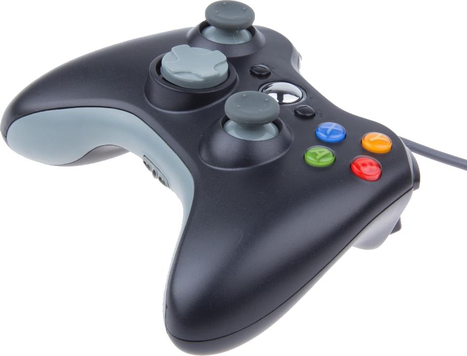Xbox 360 Grey Controller Png Image Xbox 360 Controller Game Controller Xbox